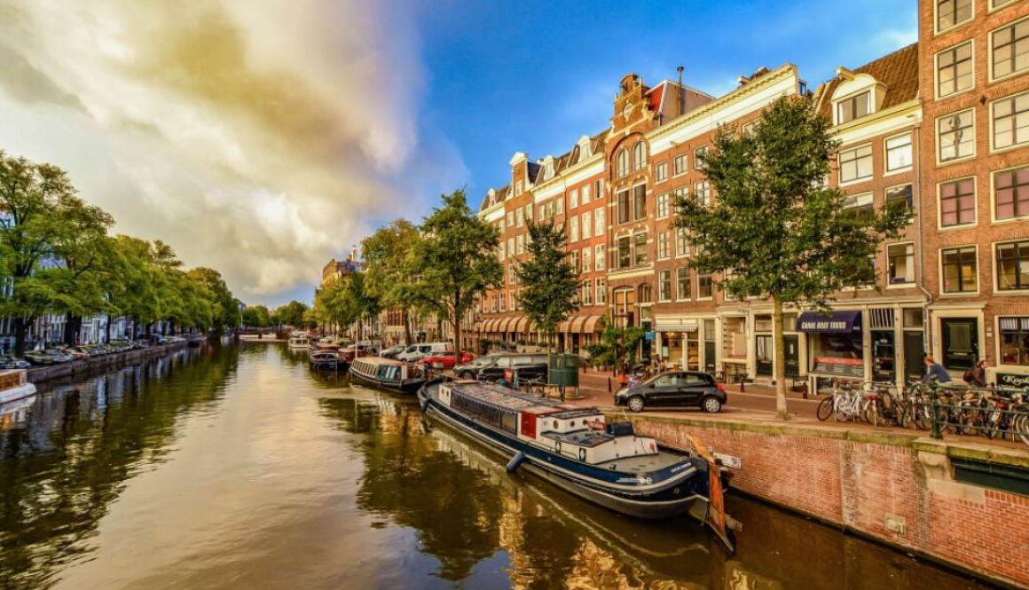 Amsterdam cidade limpa