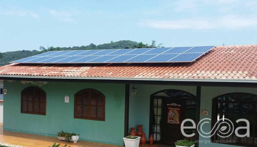 Sistema de Energia Solar: retorno financeiro garantido!