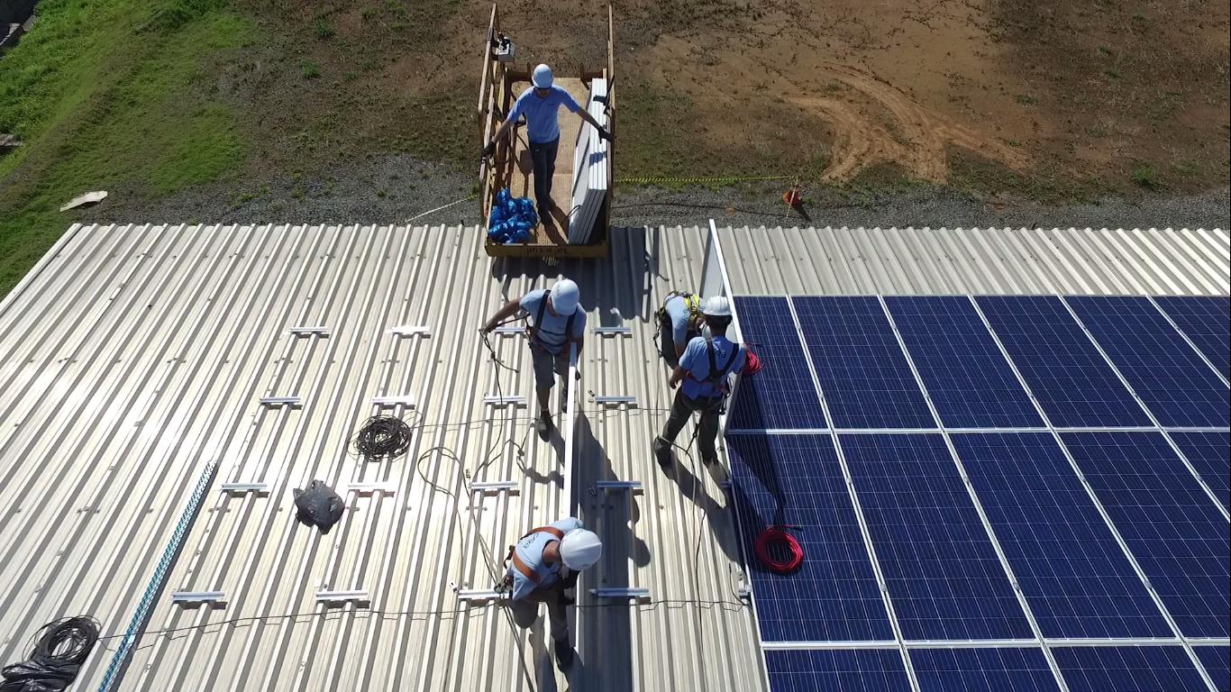 5 tipos de indústrias que se beneficiam com a energia solar