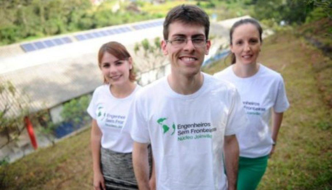 engenheiros projeto educação ambiental