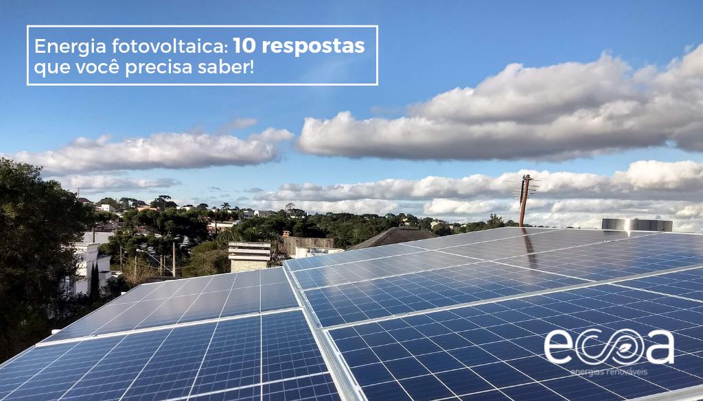 respostas energia solar