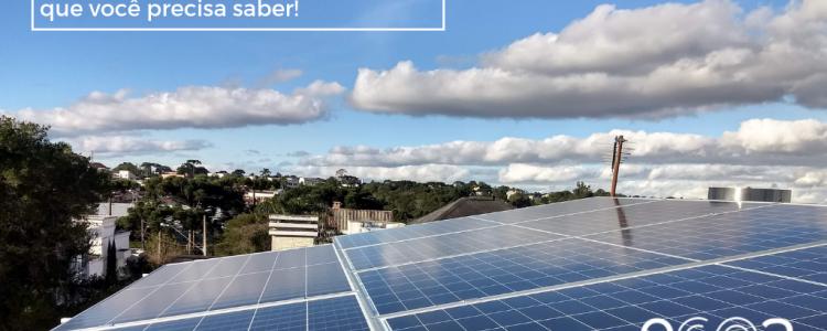 As respostas que você precisa saber antes de começar a gerar sua própria energia solar!