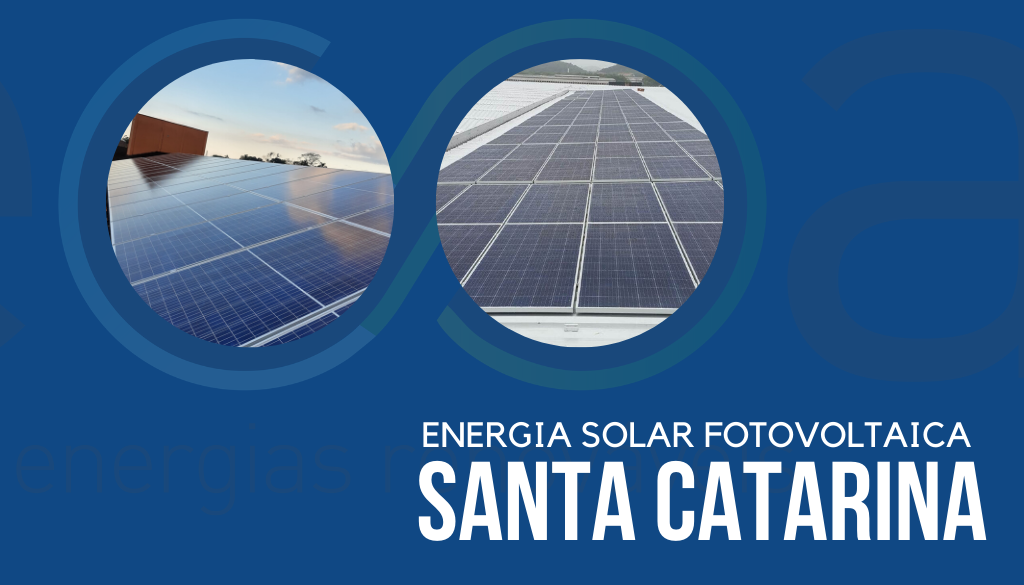 Energia Solar Santa Catarina