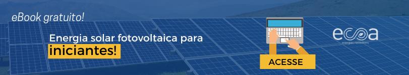 Ebook energia solar fotovoltaica para inciantes