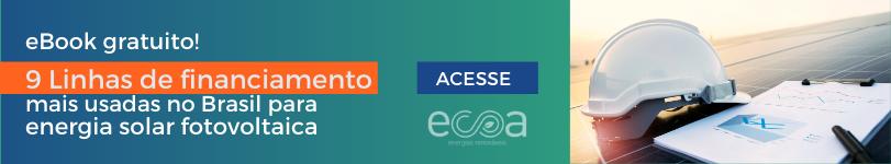 Ebook 9 linhas de financiamento de energia solar