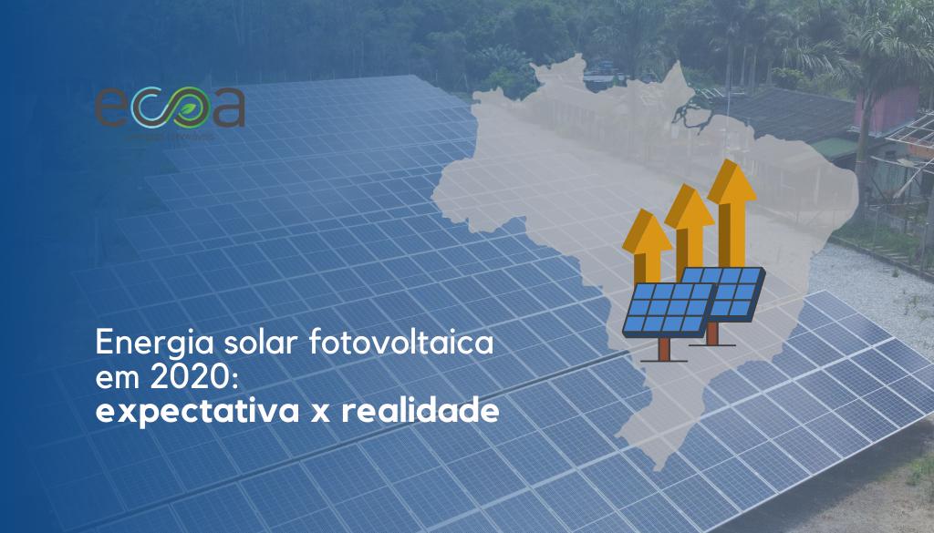 crescimento energia fotovoltaica 2020